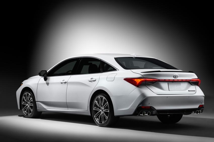 Toyota Avalon 2019 – lebih agresif, mewah dan maju Image #763084