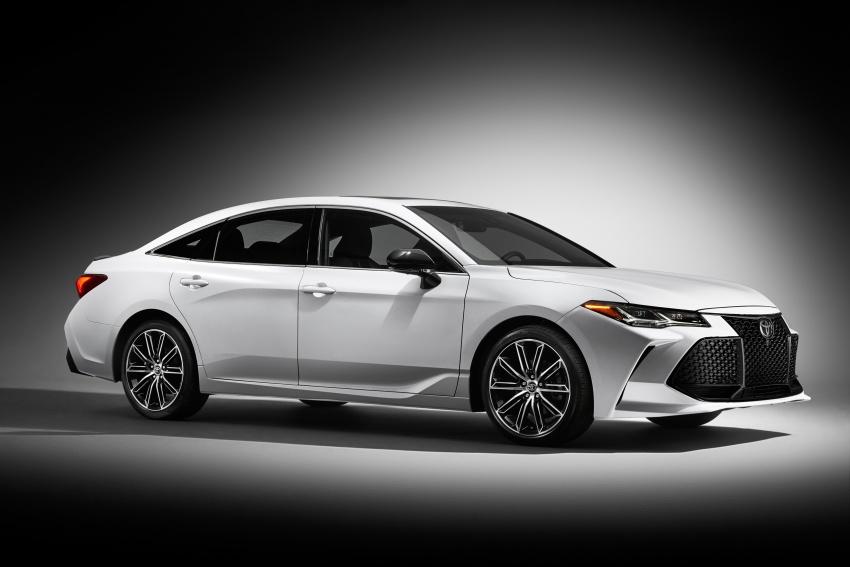 Toyota Avalon 2019 – lebih agresif, mewah dan maju Image #763086