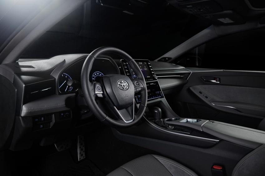 Toyota Avalon 2019 – lebih agresif, mewah dan maju Image #763119