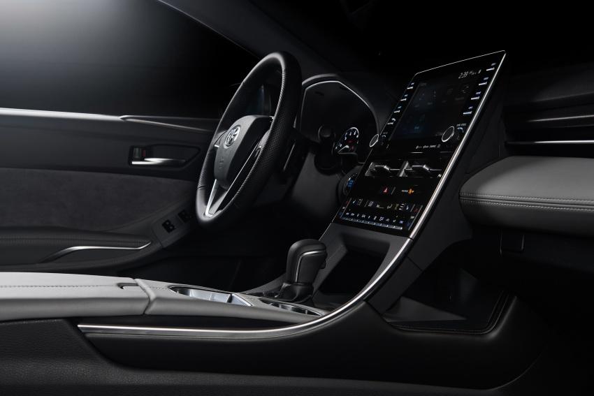 Toyota Avalon 2019 – lebih agresif, mewah dan maju Image #763144