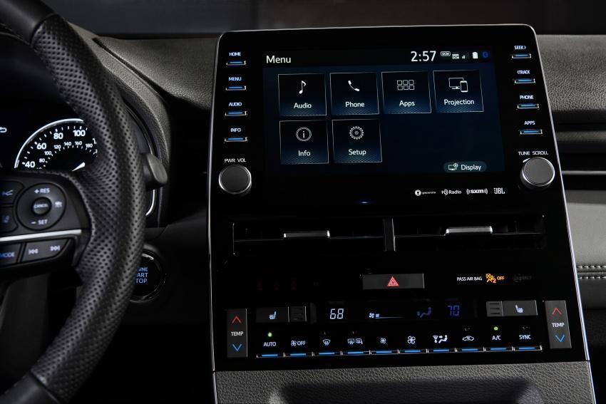 Toyota Avalon 2019 – lebih agresif, mewah dan maju Image #763145