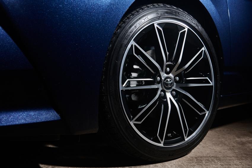 Toyota Avalon 2019 – lebih agresif, mewah dan maju Image #763148