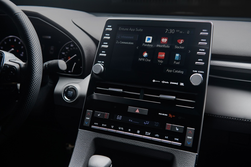 Toyota Avalon 2019 – lebih agresif, mewah dan maju Image #763155