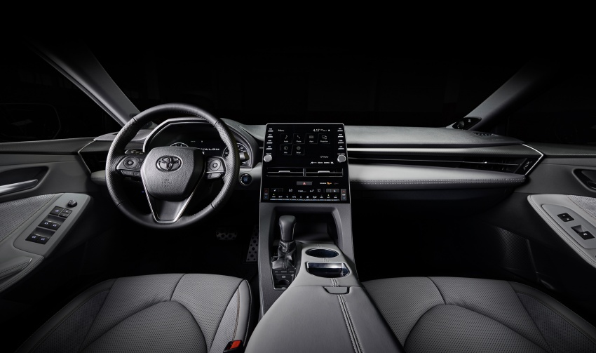 Toyota Avalon 2019 – lebih agresif, mewah dan maju Image #763158