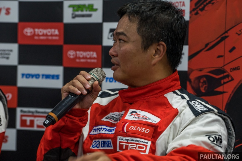 2018 Toyota Gazoo Racing Festival in Johor – day one Image #767944