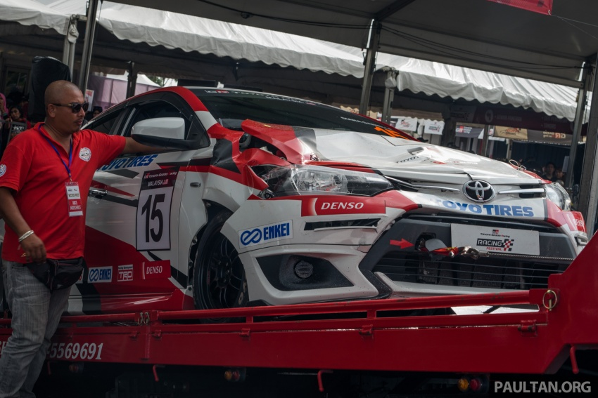 2018 Toyota Gazoo Racing Festival in Johor – day one Image #767969
