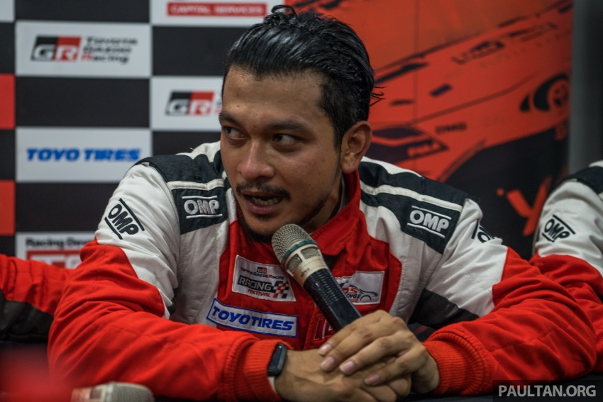 2018 Toyota Gazoo Racing Festival in Johor – day one Image #767979