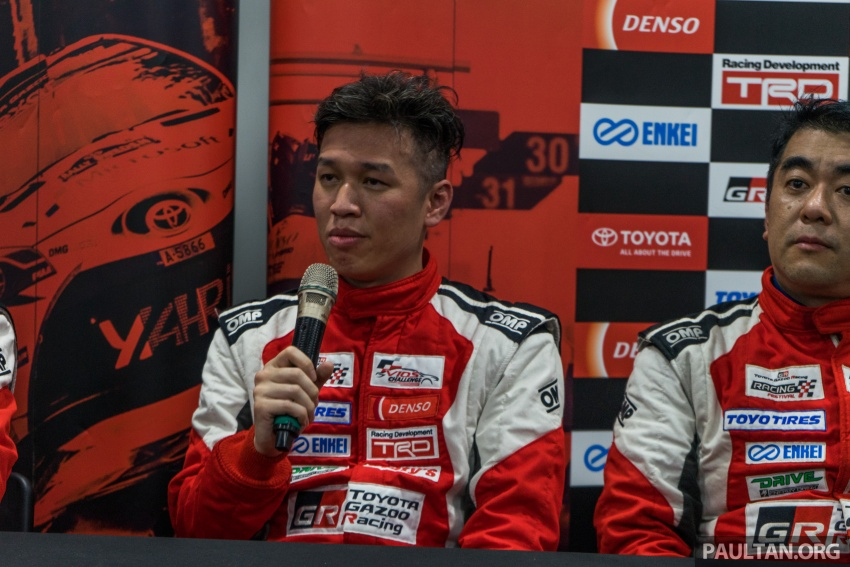2018 Toyota Gazoo Racing Festival in Johor – day one Image #767983