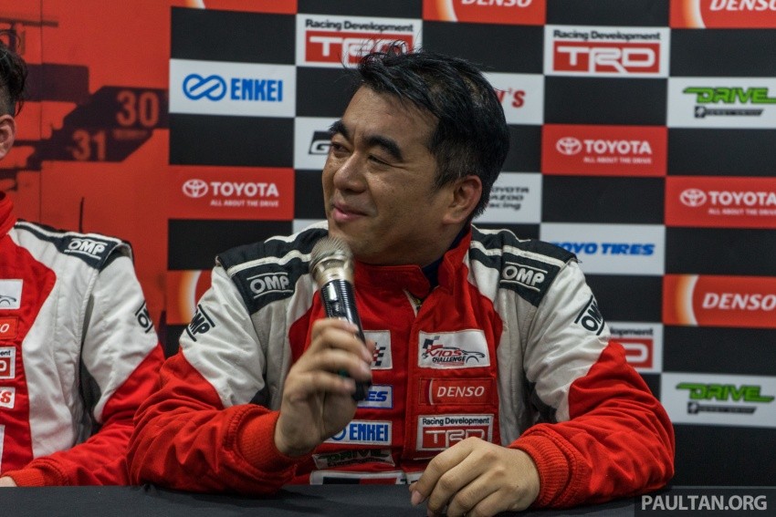 2018 Toyota Gazoo Racing Festival in Johor – day one Image #767984