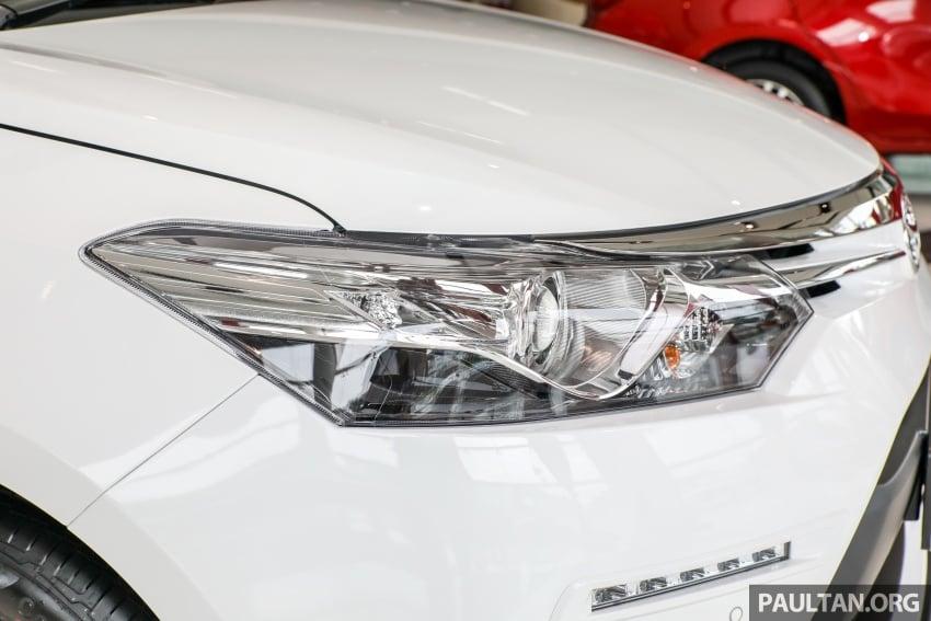 GALERI: Toyota Vios 1.5GX versi 2018 – RM90,980 Image #758316