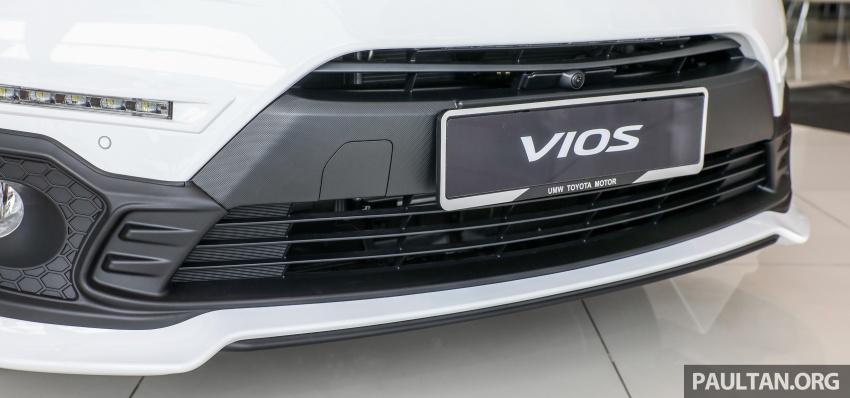 GALERI: Toyota Vios 1.5GX versi 2018 – RM90,980 Image #758319