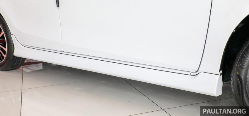 GALERI: Toyota Vios 1.5GX versi 2018 – RM90,980 Image #758323