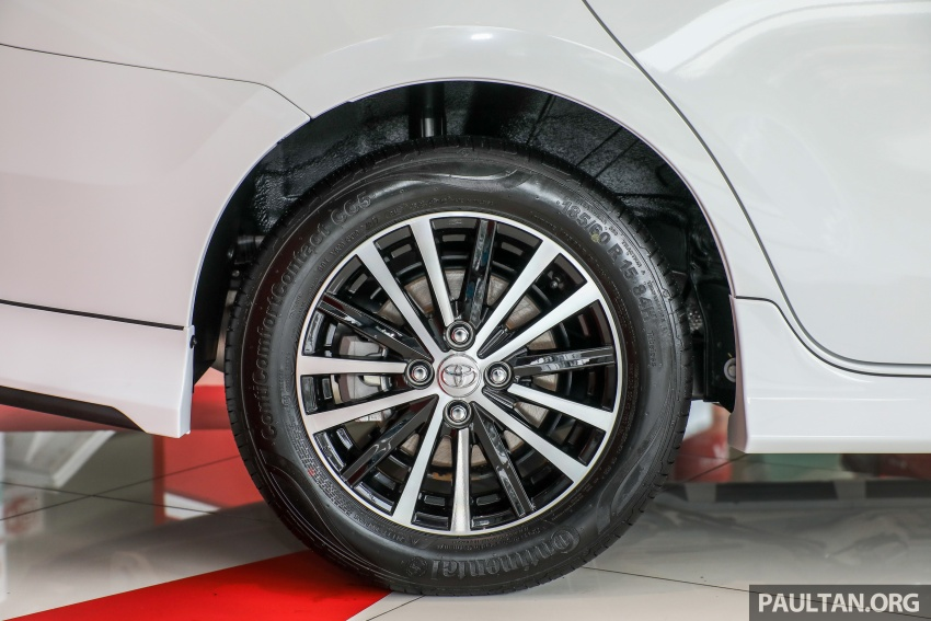 GALLERY: 2018 Toyota Vios GX in detail – RM90,980 Image #758484
