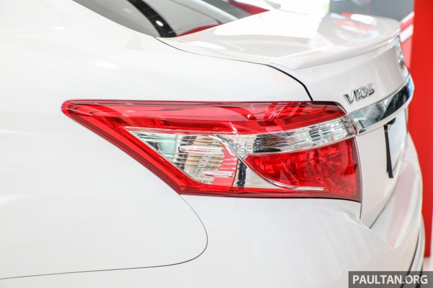GALERI: Toyota Vios 1.5GX versi 2018 – RM90,980 Image #758329