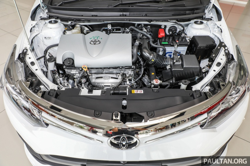 GALLERY: 2018 Toyota Vios GX in detail – RM90,980 Image #758494