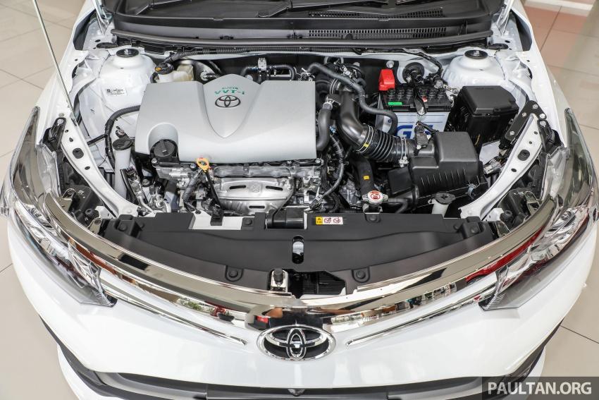 GALERI: Toyota Vios 1.5GX versi 2018 – RM90,980 Image #758337