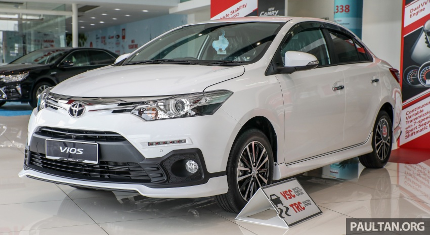 GALERI: Toyota Vios 1.5GX versi 2018 – RM90,980 Image #758307