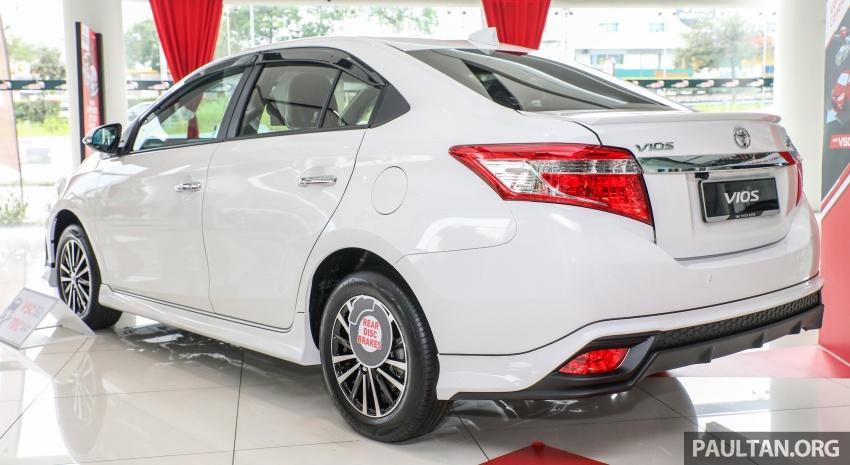 GALERI: Toyota Vios 1.5GX versi 2018 – RM90,980 Image #758309