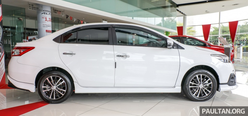 GALERI: Toyota Vios 1.5GX versi 2018 – RM90,980 Image #758310