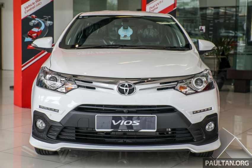 GALLERY: 2018 Toyota Vios GX in detail – RM90,980 Image #758472