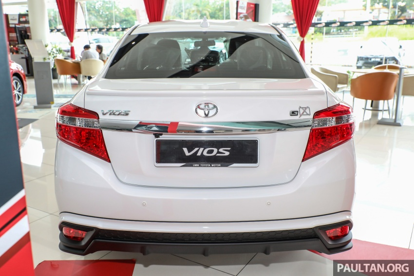 GALLERY: 2018 Toyota Vios GX in detail – RM90,980 Image #758473