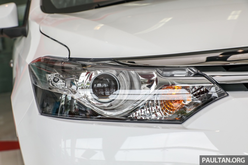GALLERY: 2018 Toyota Vios GX in detail – RM90,980 Image #758475