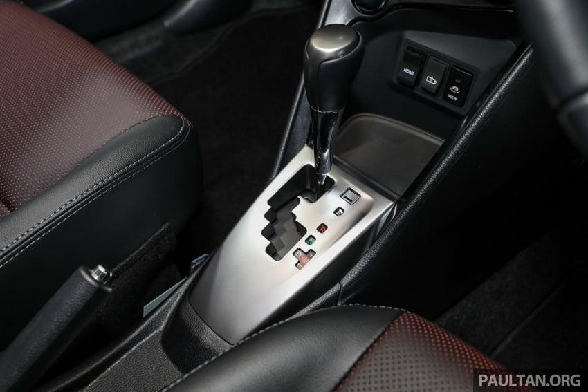 GALERI: Toyota Vios 1.5GX versi 2018 – RM90,980 Image #758350