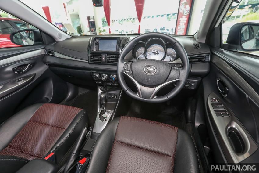 GALERI: Toyota Vios 1.5GX versi 2018 – RM90,980 Image #758372
