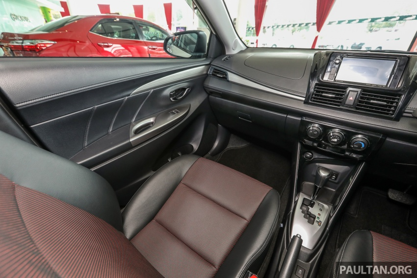 GALLERY: 2018 Toyota Vios GX in detail – RM90,980 Image #758514