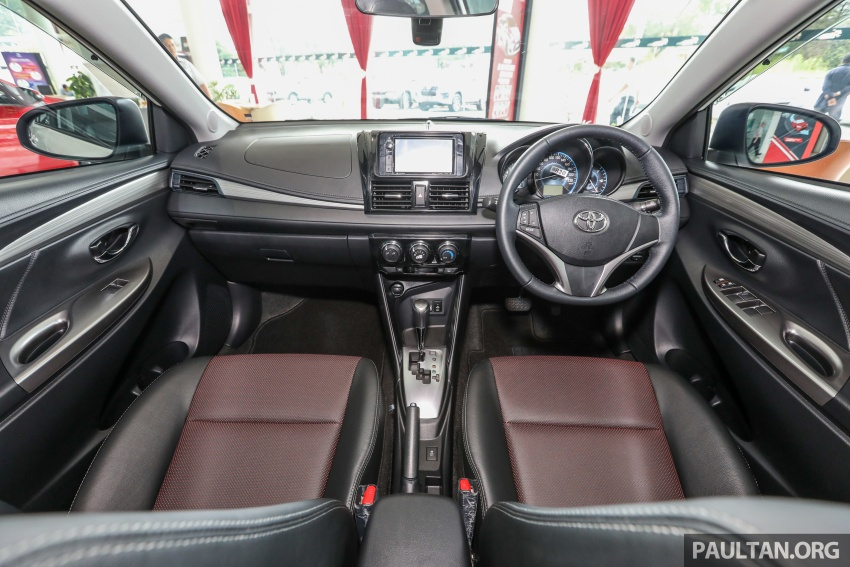 GALERI: Toyota Vios 1.5GX versi 2018 – RM90,980 Image #758339