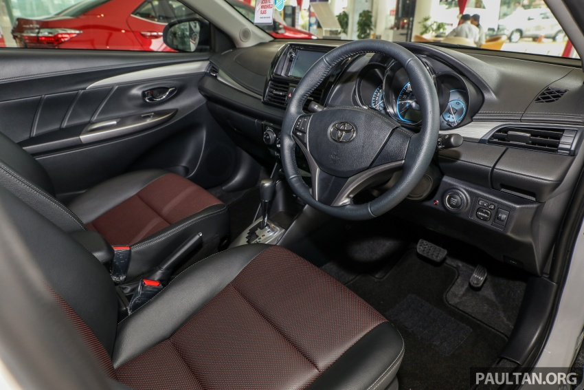GALLERY: 2018 Toyota Vios GX in detail – RM90,980 Image #758497