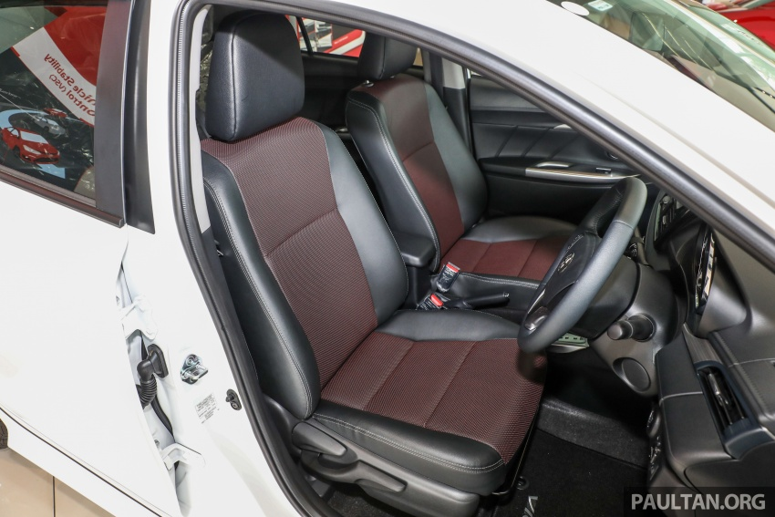 GALERI: Toyota Vios 1.5GX versi 2018 – RM90,980 Image #758393