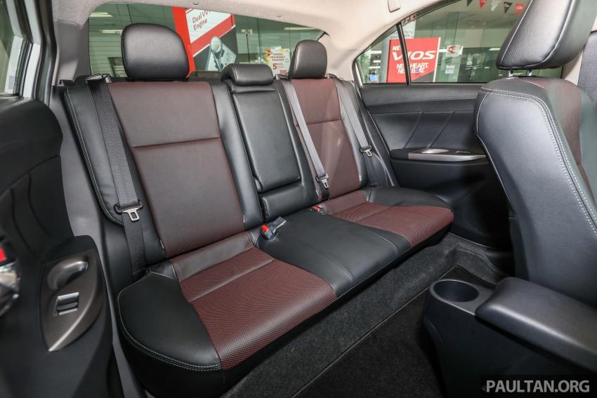 GALERI: Toyota Vios 1.5GX versi 2018 – RM90,980 Image #758422