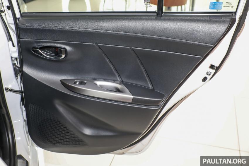 GALERI: Toyota Vios 1.5GX versi 2018 – RM90,980 Image #758439