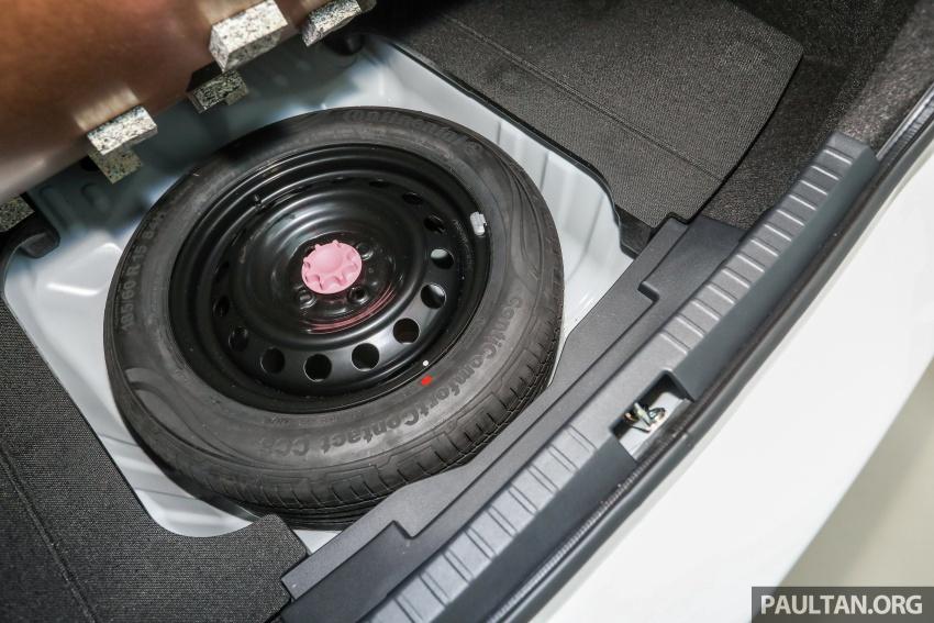 GALERI: Toyota Vios 1.5GX versi 2018 – RM90,980 Image #758450