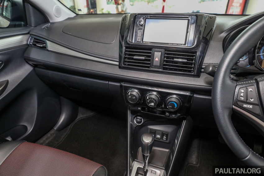 GALLERY: 2018 Toyota Vios GX in detail – RM90,980 Image #758501