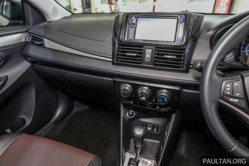 GALERI: Toyota Vios 1.5GX versi 2018 – RM90,980 Image #758344