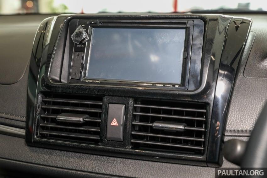 GALERI: Toyota Vios 1.5GX versi 2018 – RM90,980 Image #758346