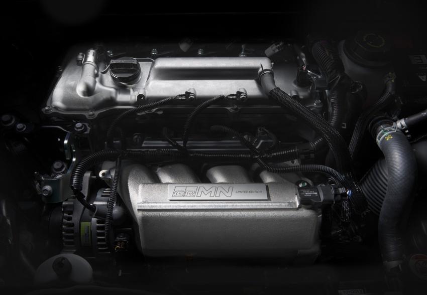 Toyota Yaris GRMN, 86 GR, Prius c GR Sport dan Prius v GR Sport – model lebih sporty dilancarkan di Jepun Image #770559
