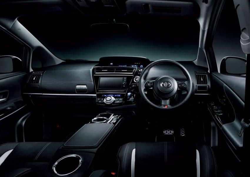 Toyota Yaris GRMN, 86 GR, Prius c GR Sport dan Prius v GR Sport – model lebih sporty dilancarkan di Jepun Image #770582