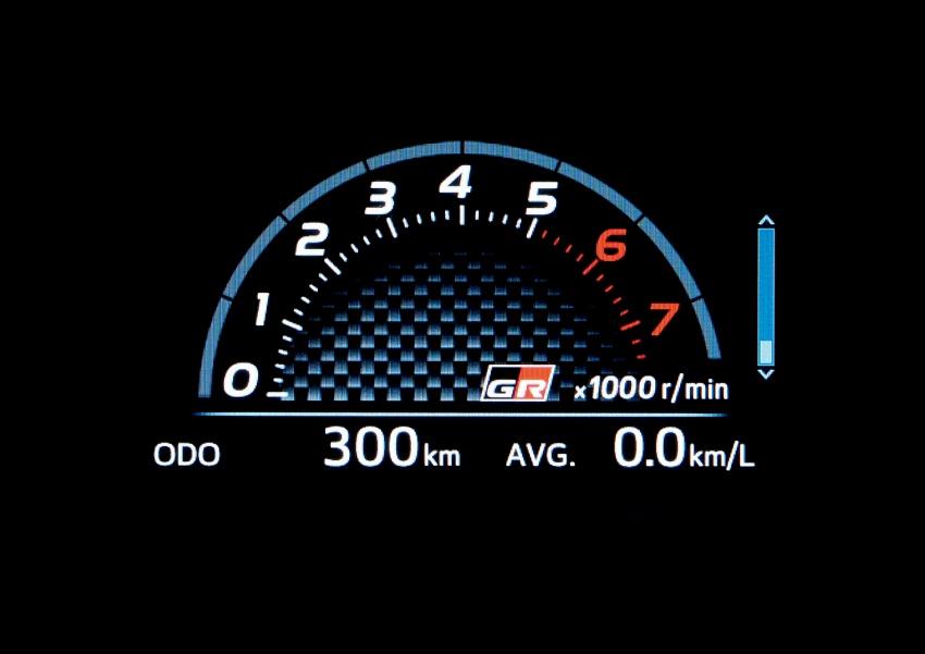 Toyota Yaris GRMN, 86 GR, Prius c GR Sport dan Prius v GR Sport – model lebih sporty dilancarkan di Jepun Image #770583