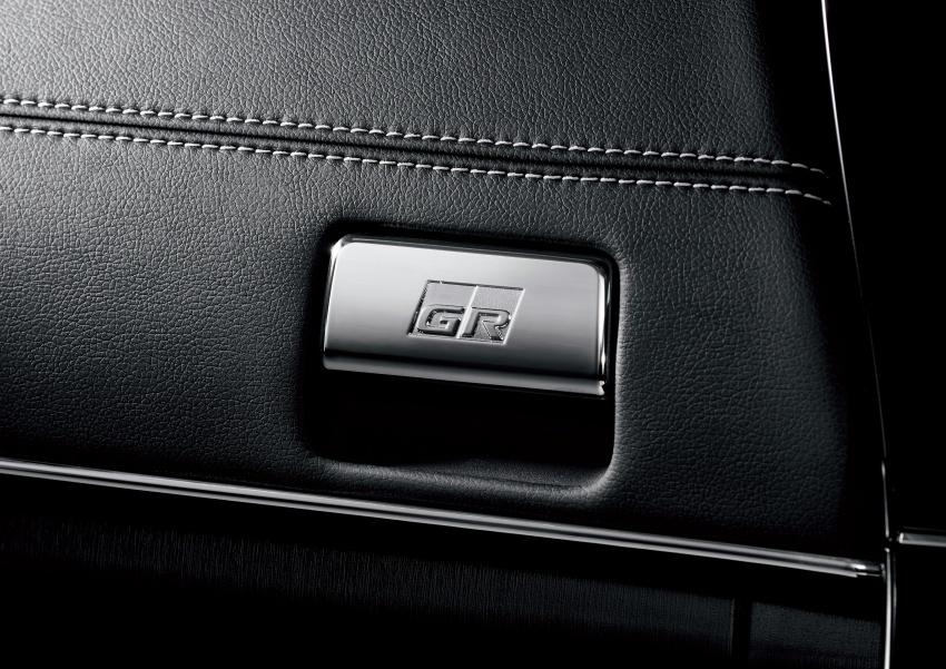 Toyota Yaris GRMN, 86 GR, Prius c GR Sport dan Prius v GR Sport – model lebih sporty dilancarkan di Jepun Image #770584