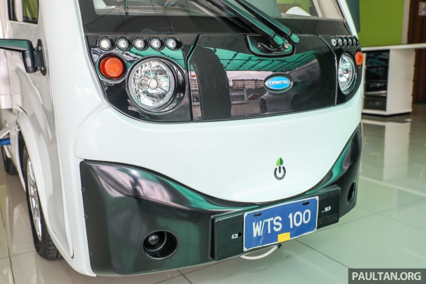 Treeletrik T-MV7 electric lorry in Malaysia: 3 sen/km! Image #772301