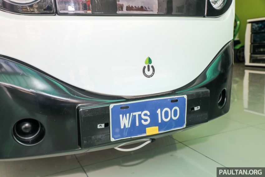 Treeletrik T-MV7 electric lorry in Malaysia: 3 sen/km! Image #772306