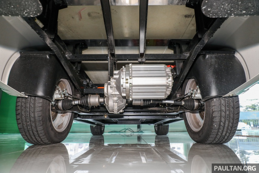 Treeletrik T-MV7 electric lorry in Malaysia: 3 sen/km! Image #772333
