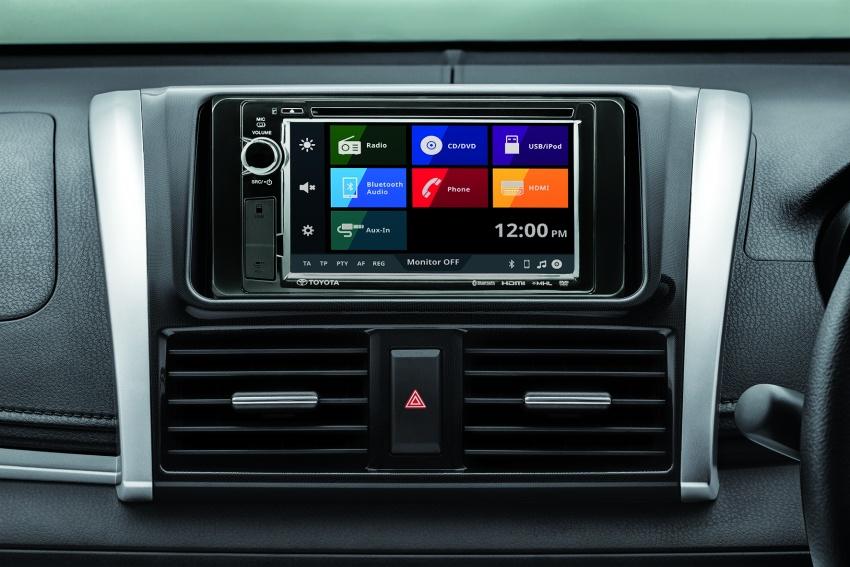 Toyota Vios dipertingkat untuk 2018 – rekaan bodykit baru, dibuka untuk tempahan, harga dari RM74,980 Image #756698