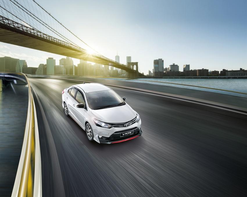 Toyota Vios dipertingkat untuk 2018 – rekaan bodykit baru, dibuka untuk tempahan, harga dari RM74,980 Image #756699