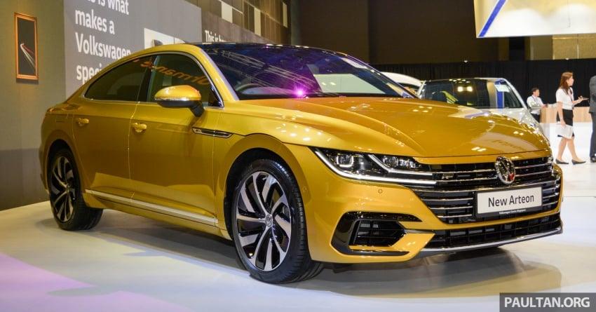 GALLERY: Volkswagen Arteon 2.0 TSI R-Line in S'pore Image #762093