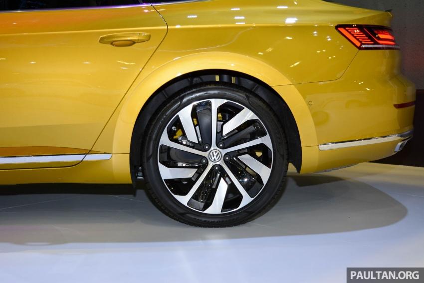 GALLERY: Volkswagen Arteon 2.0 TSI R-Line in S'pore Image #762102