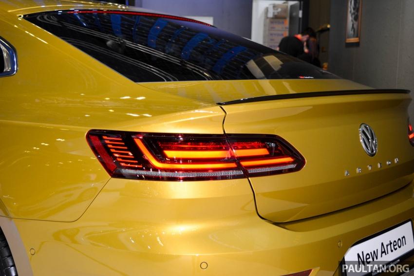 GALLERY: Volkswagen Arteon 2.0 TSI R-Line in S'pore Image #762103